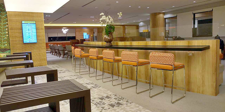 GOL International Premium Lounge (GRU)