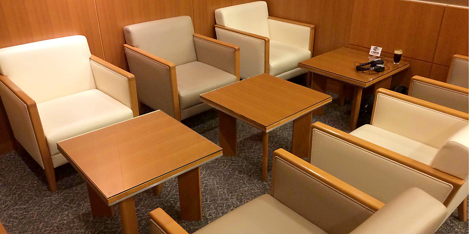 Korean Air KAL Lounge (NGO)