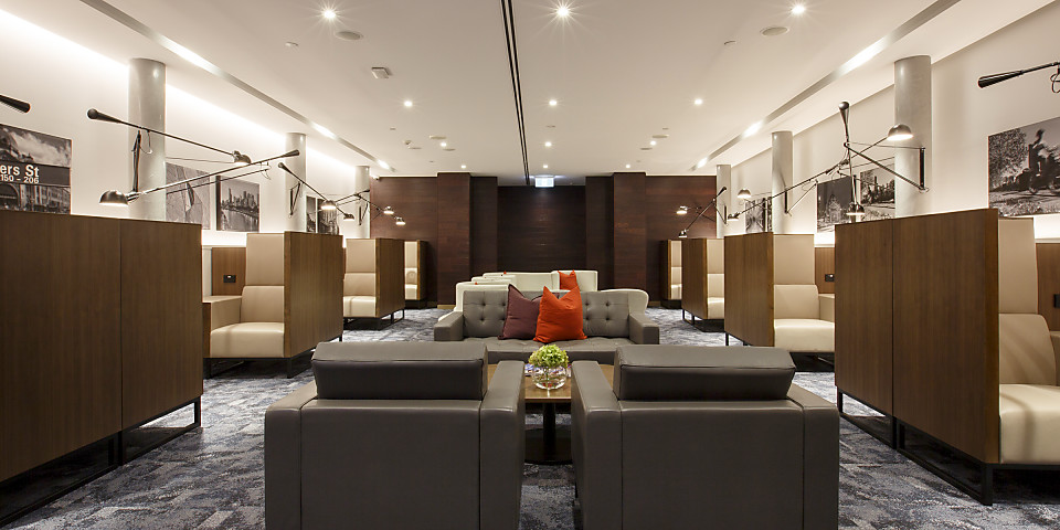 The American Express Lounge (MEL)