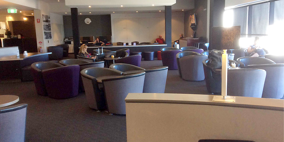 Virgin Australia Lounge (ADL)