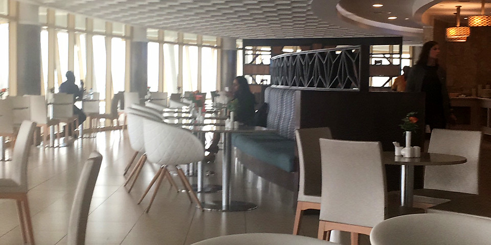 Kenya Airways Pride Lounge (NBO)
