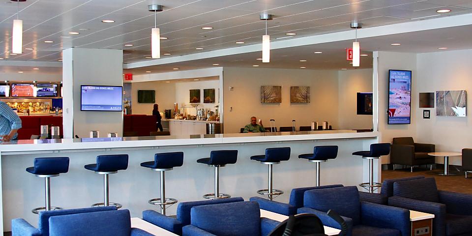 Delta Air Lines Delta Sky Club (LGA)