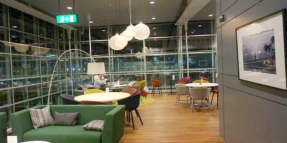 Swedavia Stockholm Arlanda Airport Lounge (ARN)