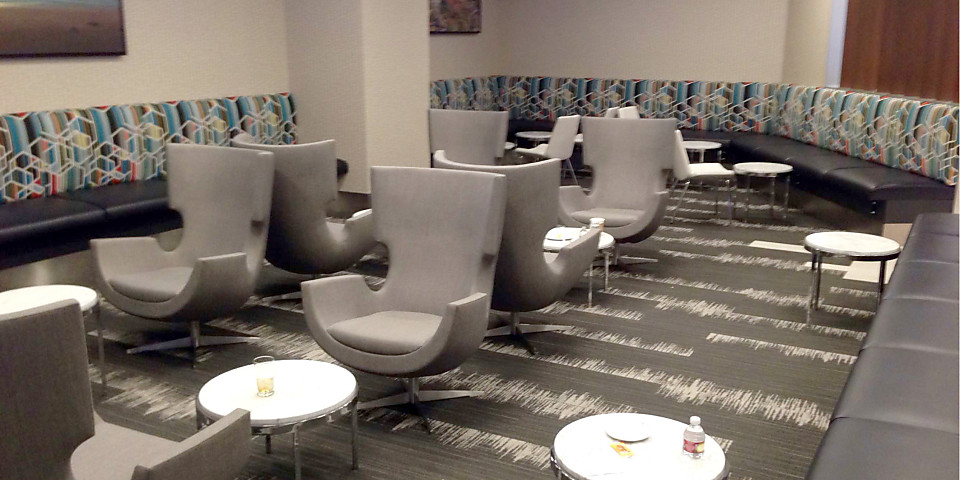 Los Angeles International Lounge (LAX)