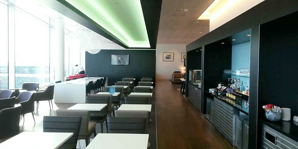 British Airways Galleries Club Lounge (40) (AMS)