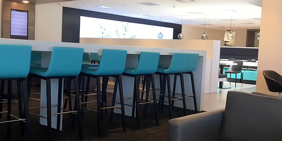 Air New Zealand Regional Lounge (ZQN)