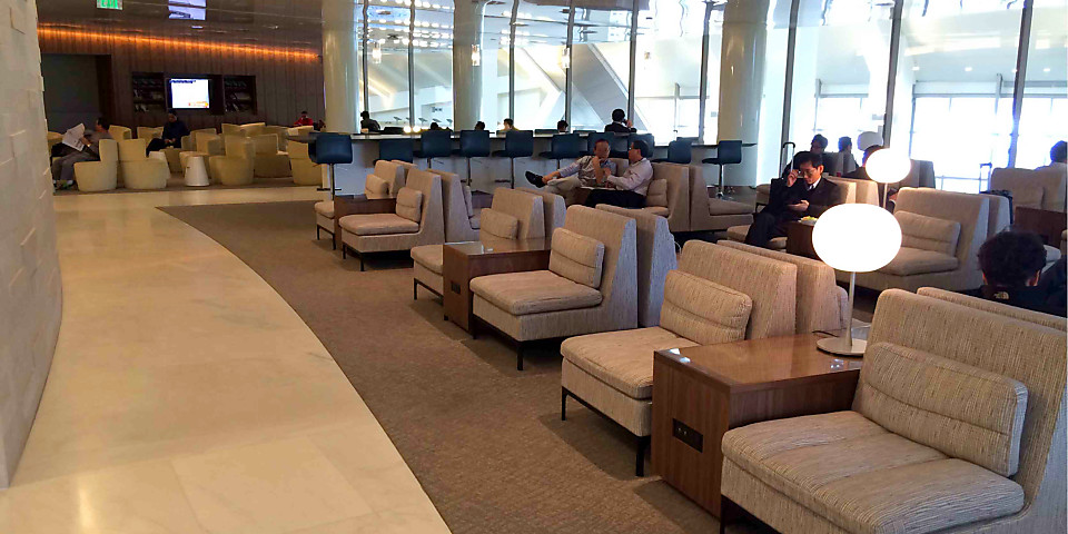 Korean Air KAL Lounge (LAX)