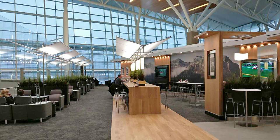 Aspire Lounge (International) (YYC)