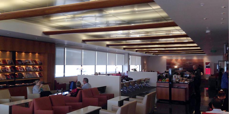 Qantas Airways International Business Lounge (AKL)