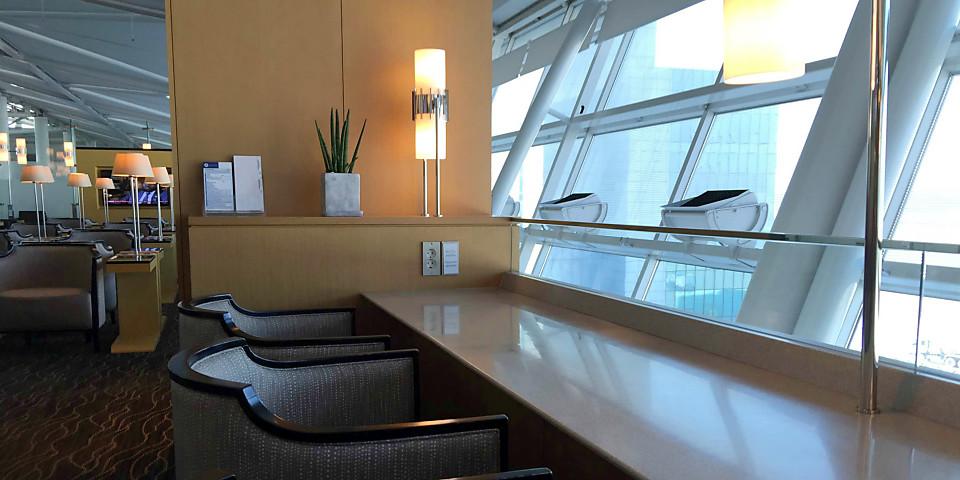 Singapore Airlines SilverKris Lounge (ICN)