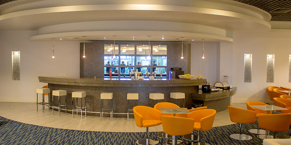 International VIP Lounge (Gate 8) (AUA)