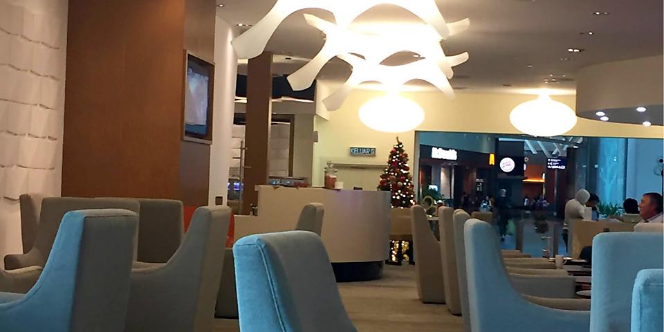 Sama Sama Express Lounge (International Departure) (KUL)
