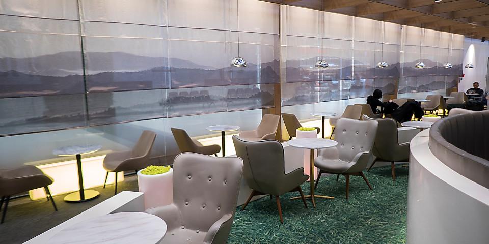 Sky Hub Lounge (GMP)
