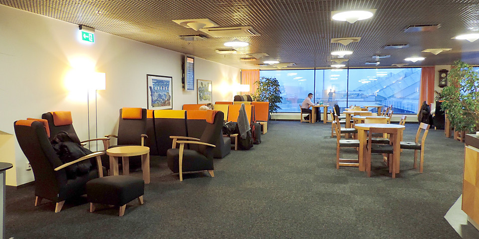 Tallinn Airport International Business Lounge (TLL)