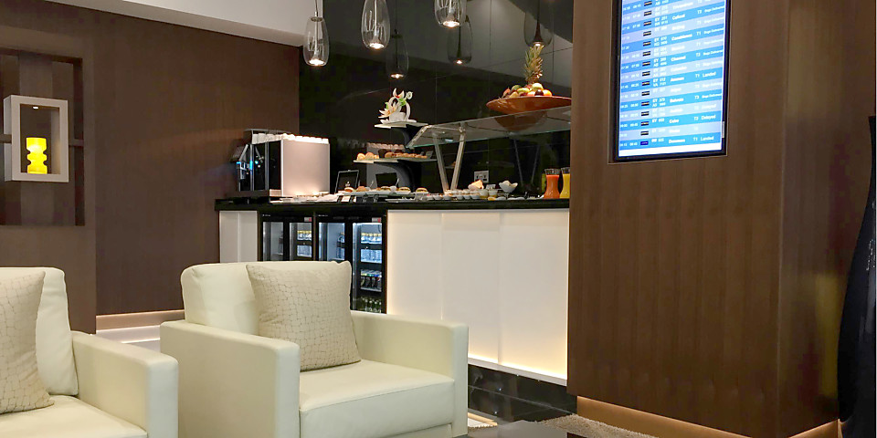 Etihad Airways Arrivals Lounge (AUH)