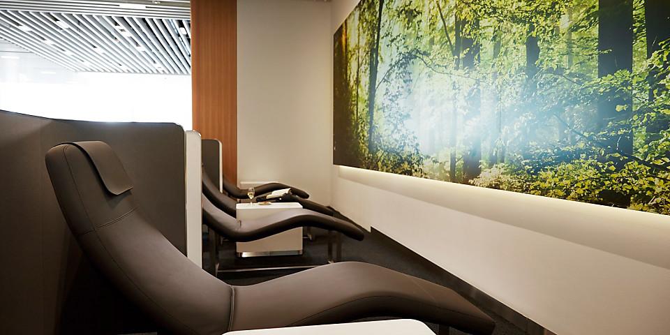 Lufthansa Business Lounge (Non-Schengen) (MUC)
