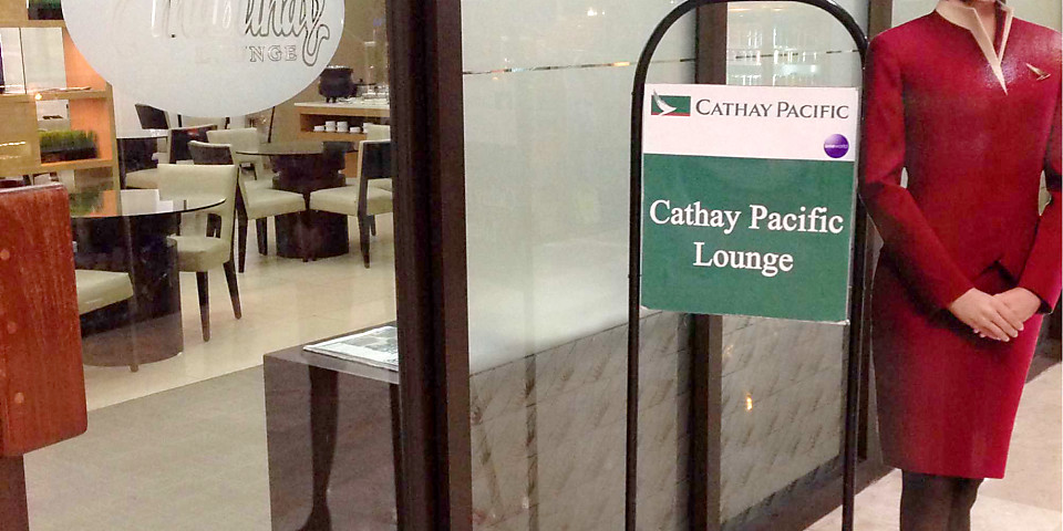 Philippines Airlines Mabuhay Lounge (CEB)
