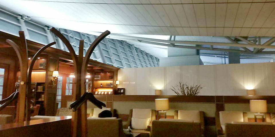 Asiana Airlines First Class Lounge (ICN)