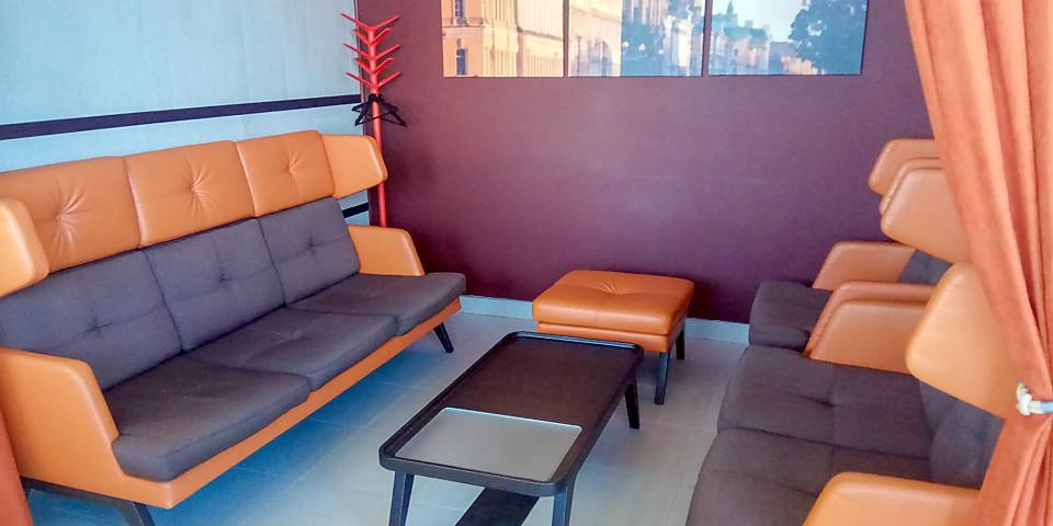 Shostakovich Premier Lounge (DME)
