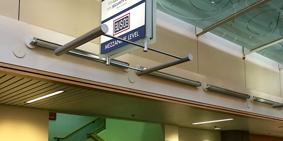 USO Northwest - Portland Center (PDX)