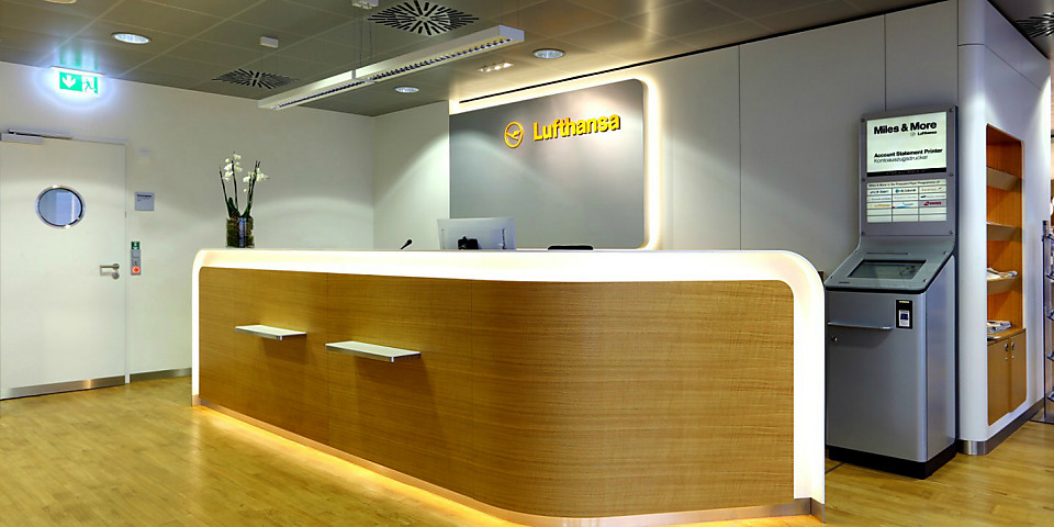 Lufthansa Business Lounge (HAJ)