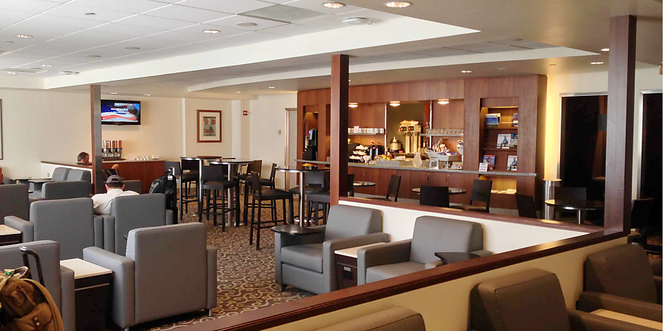 American Airlines Admirals Club (PHL)