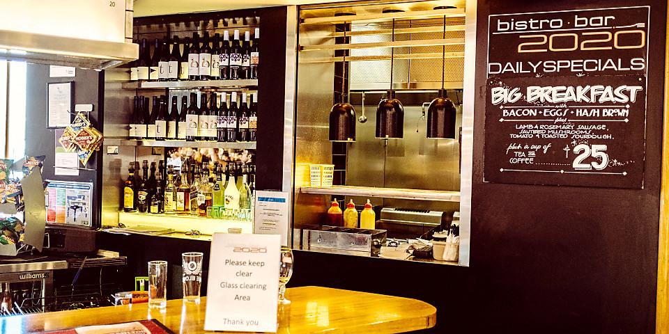 Bistro 2020 & Bar (SYD)