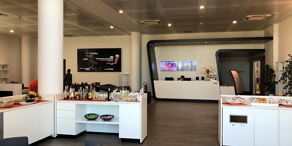Olbia Airport Club Lounge (OLB)