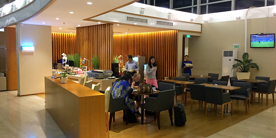 Garuda Indonesia Lounge (DPS)