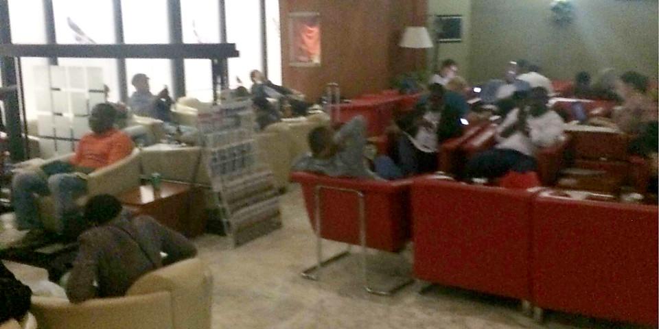 Ethiopian Airlines Cloud Nine Lounge I (ADD)