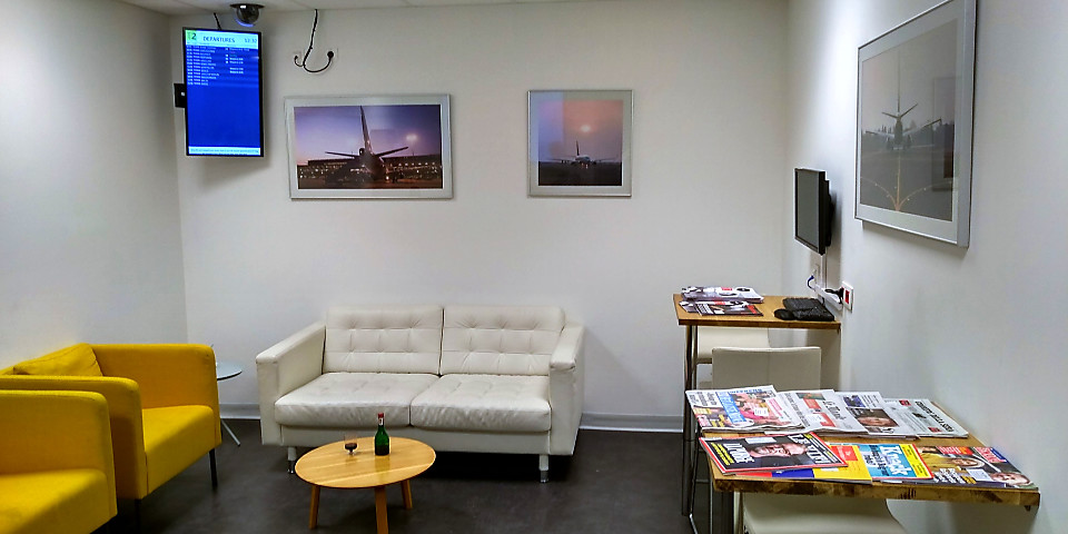 The Lounge (CRL)