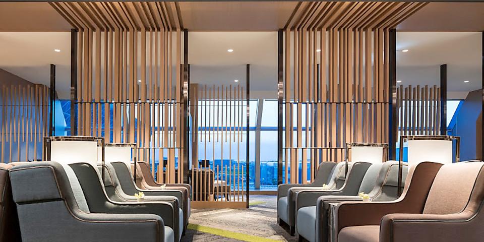 Plaza Premium Lounge (DEL)