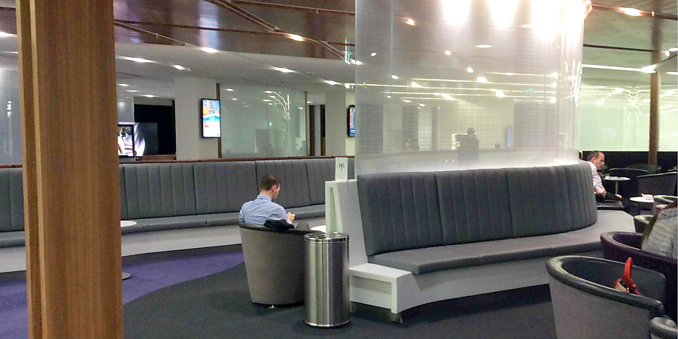 Virgin Australia Lounge (MEL)