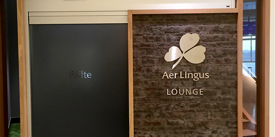 Aer Lingus Gold Circle Lounge (JFK)