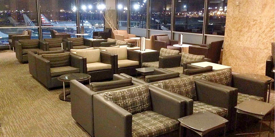 American Airlines Admirals Club (Open During Renovation) (ORD)