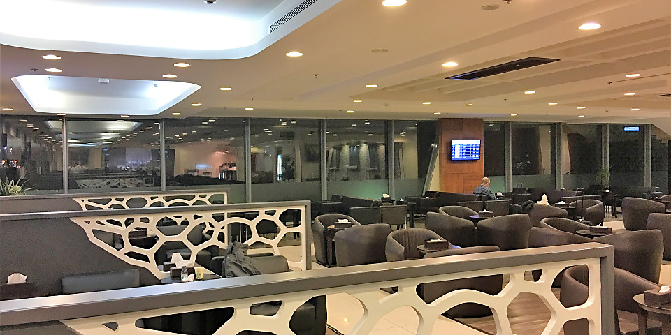 First Class Lounge (JED)