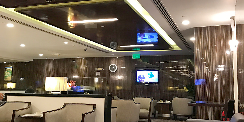 Singapore Airlines SilverKris Lounge (DEL)
