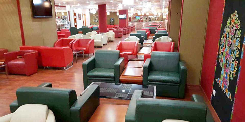 Ethiopian Airlines Cloud Nine Lounge II (ADD)