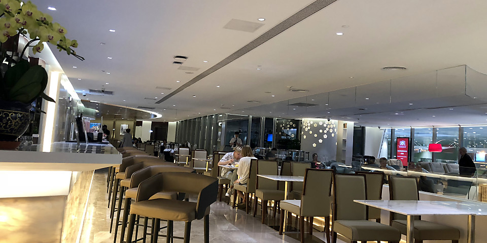 China Southern Domestic Pearl VIP Lounge (CAN)