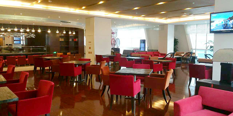 No. 7 International First Class Lounge (XMN)