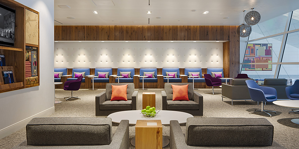 The Centurion Lounge (DFW)