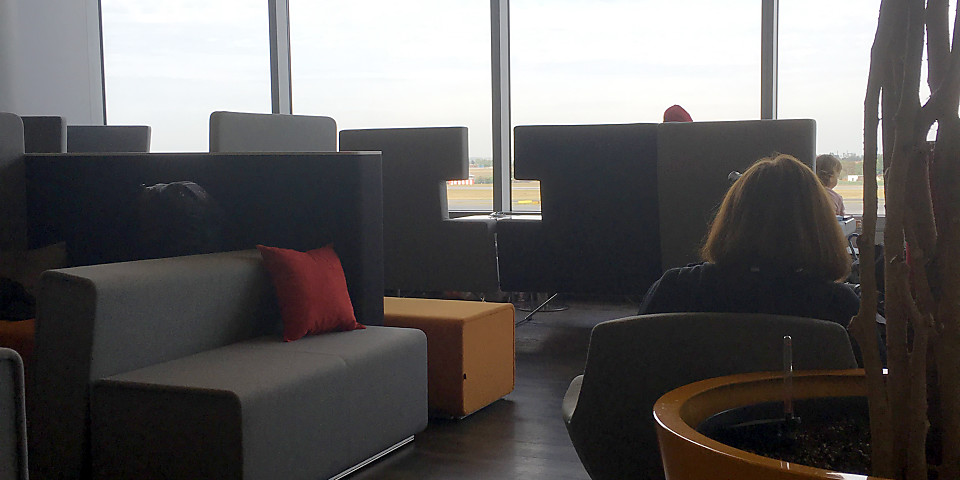 Mastercard Elite Lounge (VIP Lounge) (PRG)