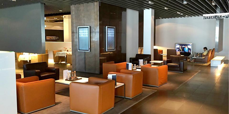 Lufthansa First Class Lounge (Non-Schengen) (FRA)