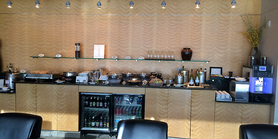 Qantas Airways Associated Lounge (DFW)