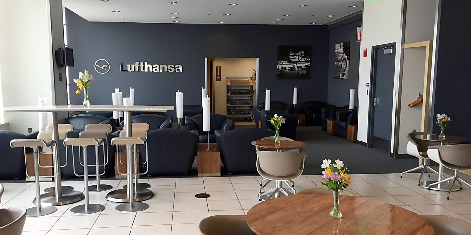 Lufthansa Business Lounge (DTW)
