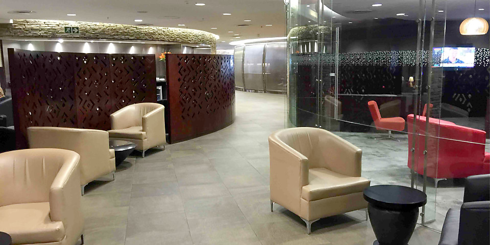 SAA Baobab Premium Class Lounge (JNB)