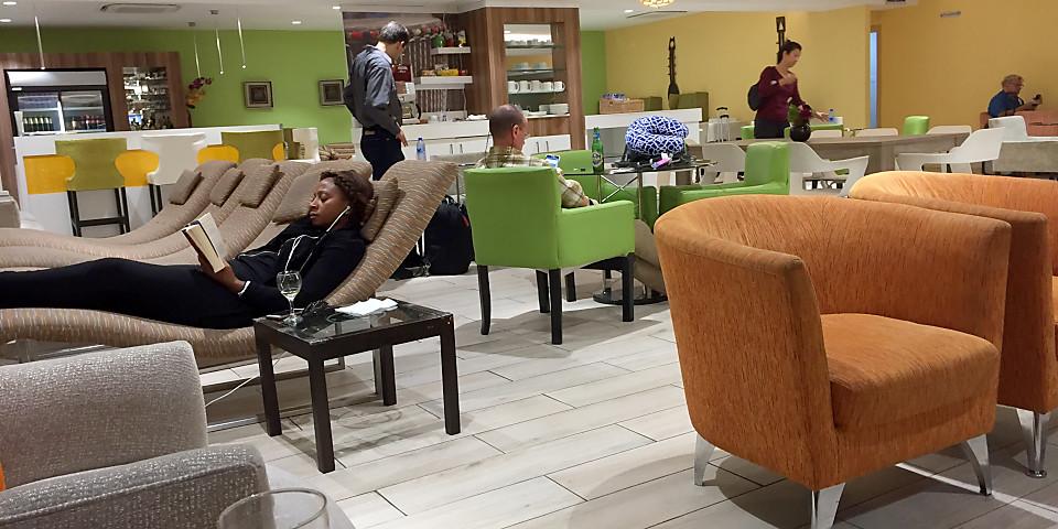Akwaaba Lounge (ACC)