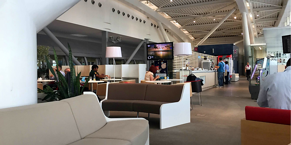 TAROM Business Lounge (OTP)
