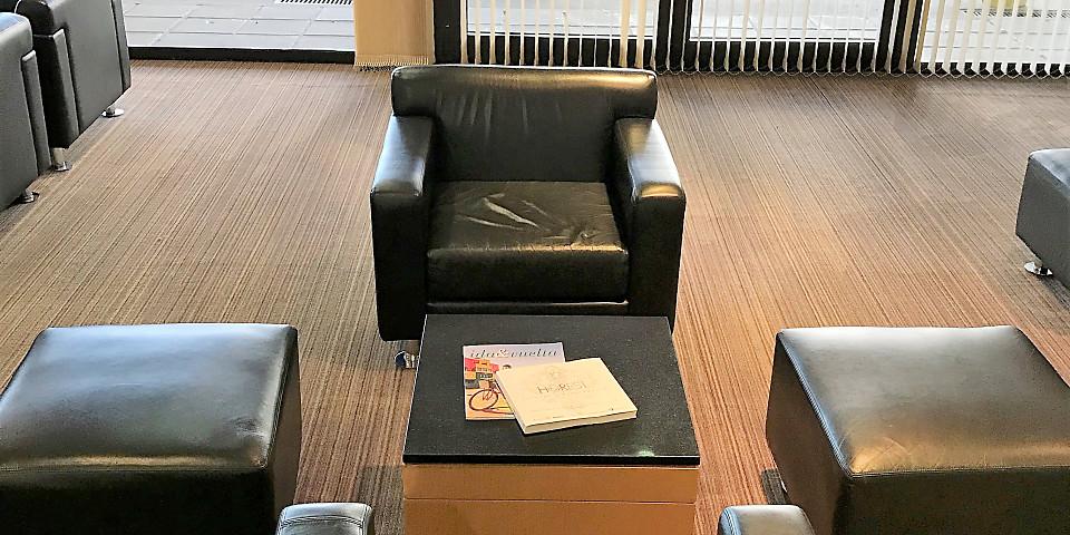 Aeropuertos VIP Club Lounge (SLA)