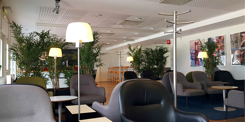 SAS Domestic EuroBonus Gold Lounge (ARN)